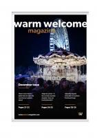 Warm Welcome Magazine Online