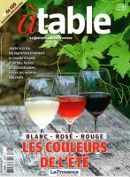 A Table (La Provence) - Juin 2020